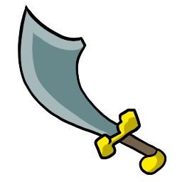 Scimitar Icon