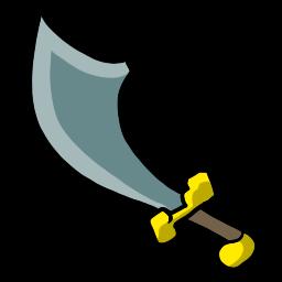 Scimitar Icon