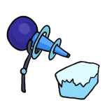 Freeze Ray Icon