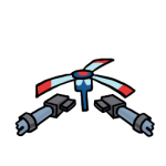 Gunship Icon