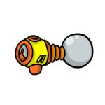 Lightning Gun Icon