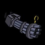 Chain Gun Icon
