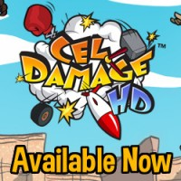 Cel Damage HD Available Now with Cast