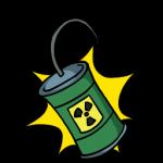 Nuclear Mine Icon