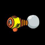 Lightning Gun Icon